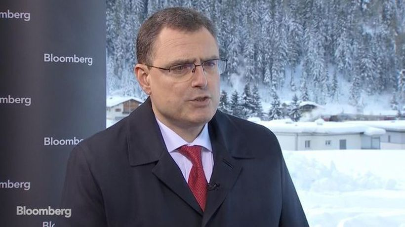 SNB's Jordan Says His Biggest Concern Is `Political Mistakes'