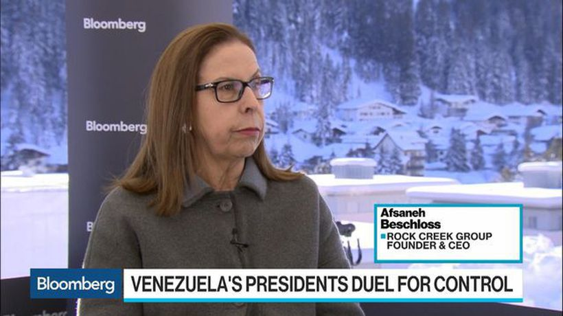 Bloomberg Surveillance - Rock Creek CEO on Venezuela, Brazil, World Bank