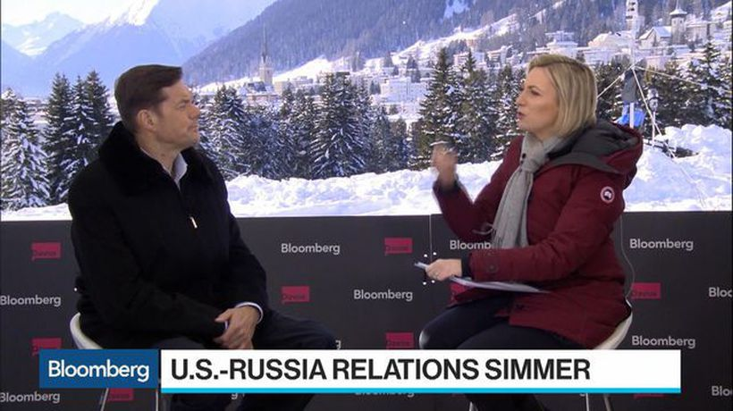 Bloomberg Surveillance - Severstal's Mordashov Likens Sanctions to Preparing for Natural Disaster