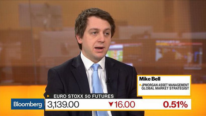 Bloomberg Daybreak: Europe - We Would Not Be Overweight European Equities, Says JPMorgan's Bell