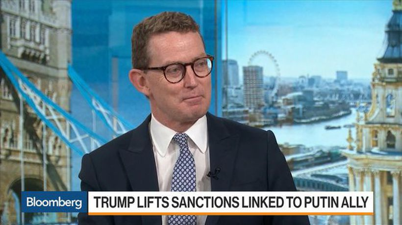 Bloomberg Markets: European Close - EN+ Sanctions a 'Huge Surprise,' Chairman Barker Says