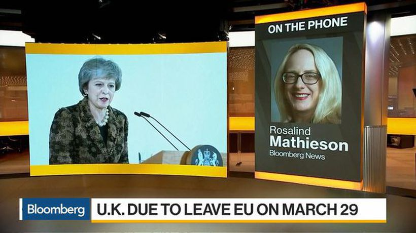 Bloomberg Daybreak: Europe - May Fights to Keep Control of Brexit