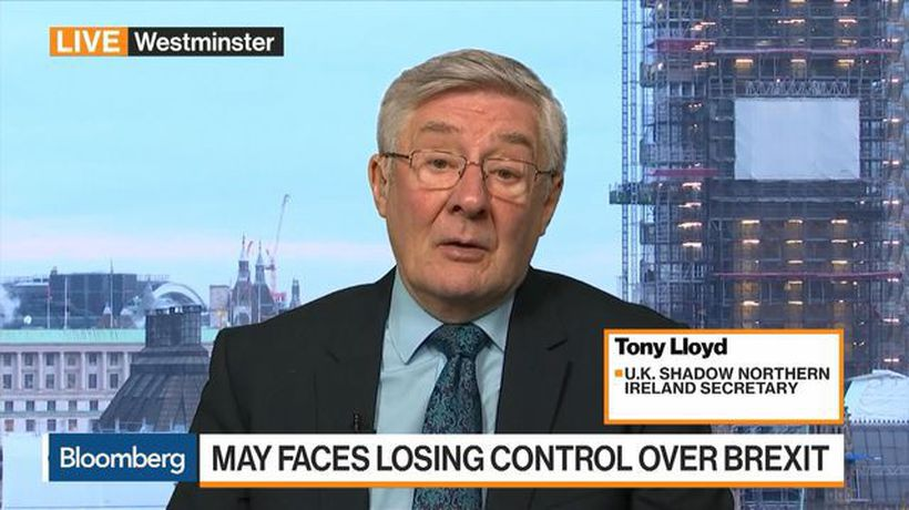 Bloomberg Markets: European Open - We're Determined to Take 'No Deal' Off the Table, Says U.K. Shadow Northern Ireland Secretary