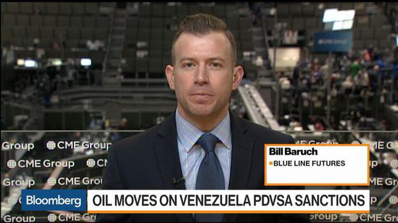 Bloomberg Markets - Venezuela Sanctions to Prompt a Wave of Oil Selling, Baruch Says