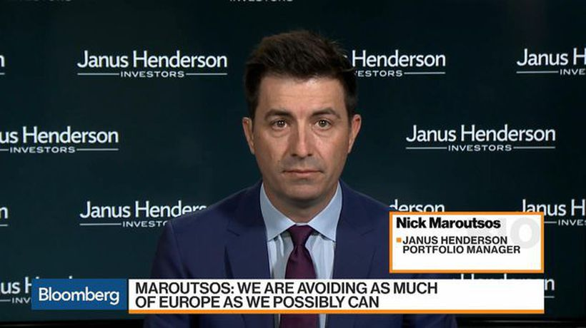 Bloomberg Markets - Janus Henderson Avoiding as Much of Europe as Possible, Maroutsos Says