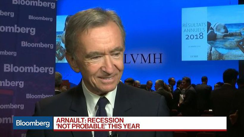 Bloomberg Markets - LVMH's Arnault Sees Rising Demand in China, Says U.S. Market Is 'Very Good'
