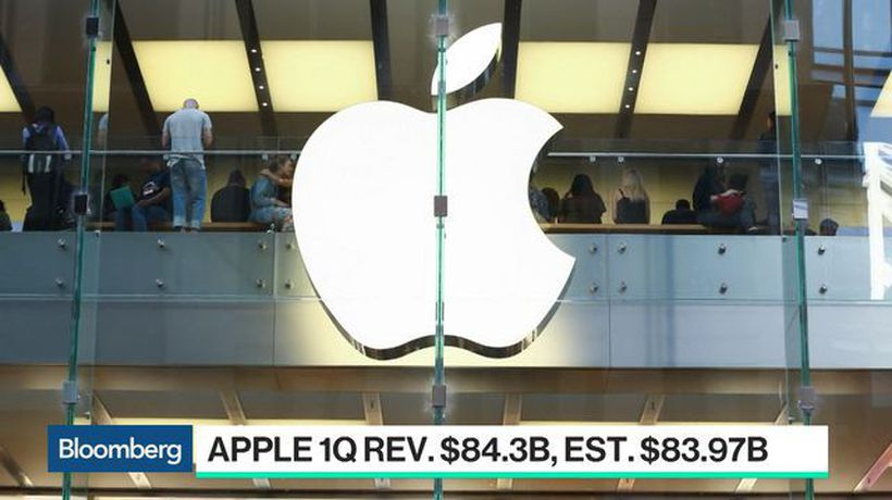Bloomberg Technology - Apple's Mispricing of iPhone 10R to Blame for China Sales Drop, Wedbush's Ives Says