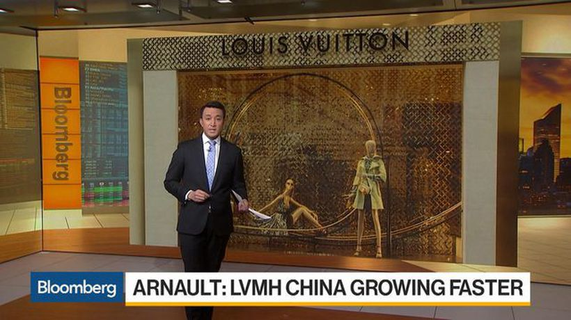 Bloomberg Daybreak: Asia - LVMH Sales Shine Thanks to China Demand