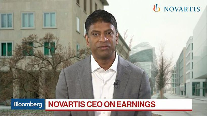 Bloomberg Markets: European Open - Novartis CEO on Earnings, New Drug Approvals, Drug Prices, Generics