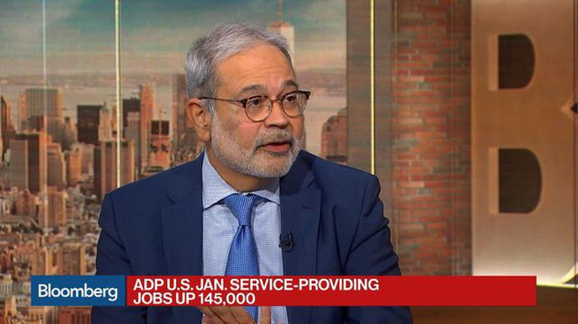 Bloomberg Daybreak: Americas - Fed Has No Reason to Nudge Market One Way or Another, Chadha Says
