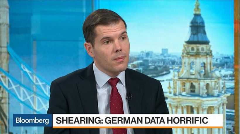 Bloomberg Markets: European Close - Chance of No-Deal Brexit Has 'Gone Up,' Capital's Shearing Says
