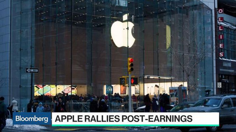 Bloomberg Technology - Apple Has Put the Worst Behind Them, Citigroup's Suva Says