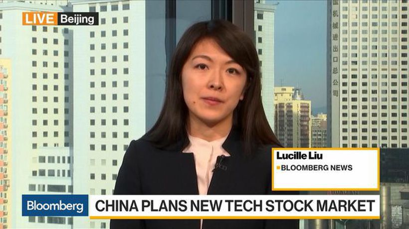Bloomberg Daybreak: Asia - China Plans New Tech Stock Market