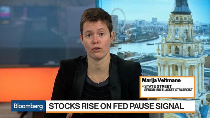Bloomberg Markets: European Open - Pessimism in 4Q Was Overdone, Says State Street's Veitmane