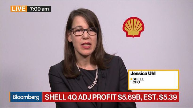 Bloomberg Daybreak: Europe - Shell Is Committed to $25B Buybacks By 2020, Says CFO