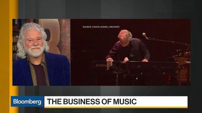 Bloomberg Daybreak: Americas - Musician Chuck Leavell Mixes Rolling Stones With Mother Nature