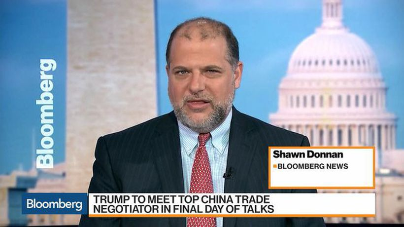 Bloomberg Markets - Trump Says Meeting With Xi to Preclude a Final China Trade Deal