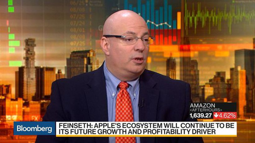 Bloomberg Daybreak: Asia - Apple Is 'Extremely Cheap,' Tigress Financial CIO Says