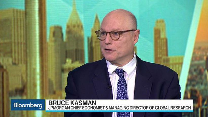 Bloomberg Surveillance - JPM's Kasman Sees Potential for 4% Nominal U.S. Wage Growth