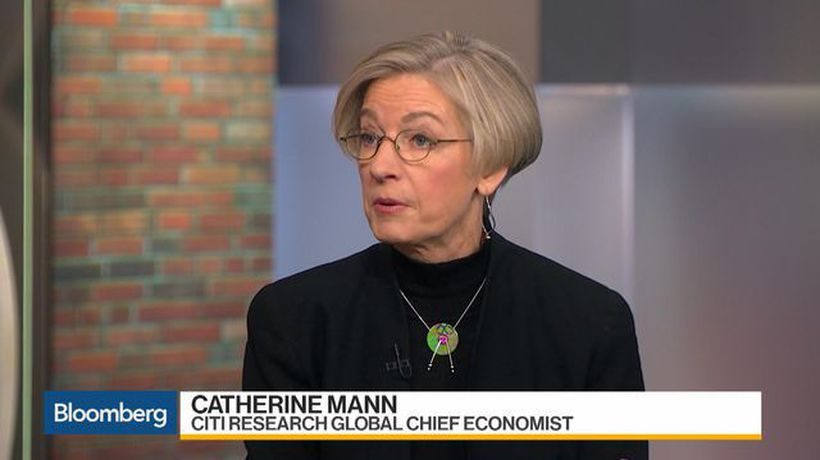 Bloomberg Daybreak: Americas - Mann: Would Like to See More Robustness in Labor Market, Wage Growth in Europe