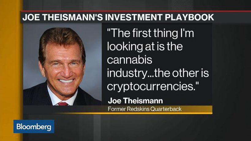 Bloomberg Daybreak: Americas - Joe Theismann's Investment Playbook