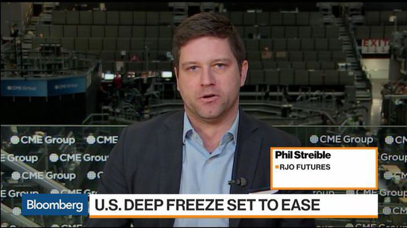 Bloomberg Markets - Gas, Oil Supplies Insulate Market From Polar Vortex