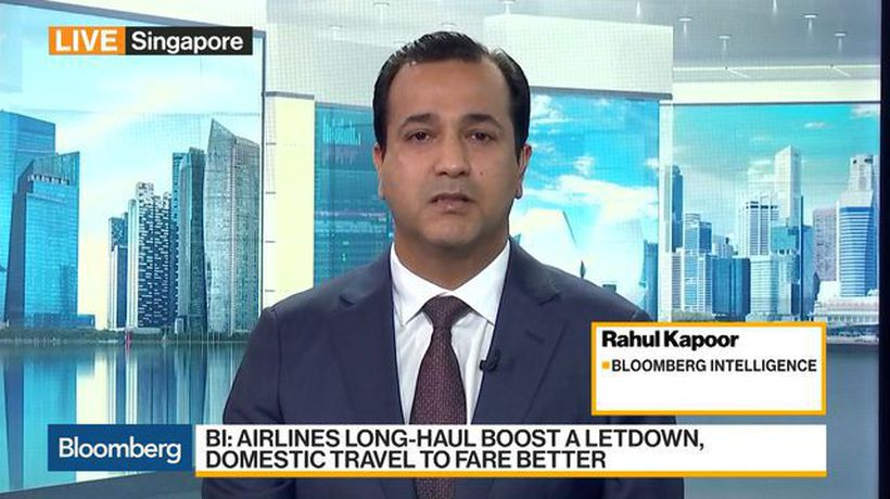 Bloomberg Daybreak: Asia - Chinese Airlines' Lunar New Year Demand Could Be a Letdown.