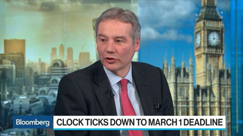 Bloomberg Surveillance - U.S.-China Trade Deal Likely, But Watch Dollar, Chillingworth Says