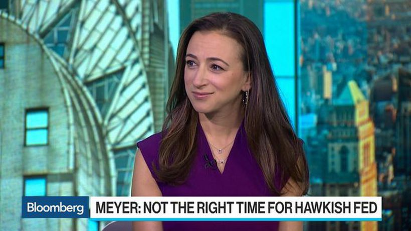 Bloomberg Surveillance - BofA's Meyer Says Now Is Not the Right Time for Fed to Be Hawkish