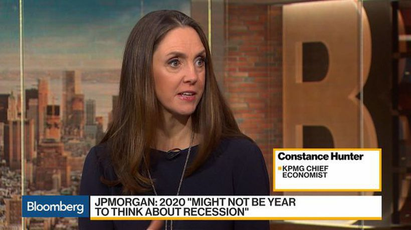 Bloomberg Daybreak: Americas - Lower-Growth World May Prevent a Return to Normal, KPMG's Hunter Says