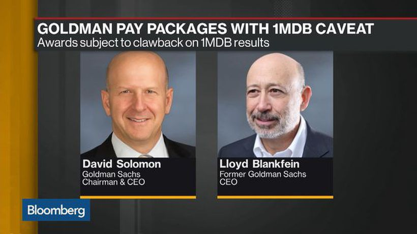 Bloomberg Daybreak: Americas - Goldman Gives Solomon, Blankfein Pay Packages With 1MDB Caveat