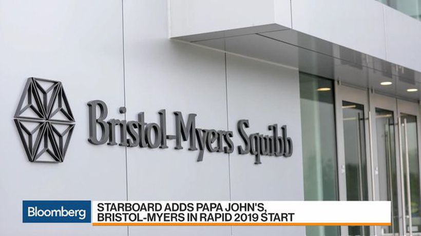 Bloomberg Markets: European Close - Starboard Adds Papa John's, Bristol-Myers to 2019 Investments