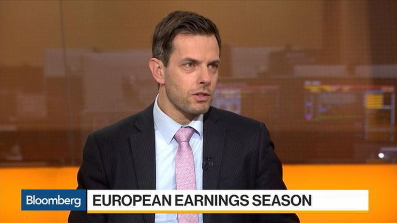 Bloomberg Daybreak: Europe - Peak in Earnings Was a Year Ago, Says Pictet's Paolini