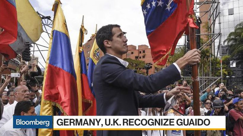 Bloomberg Daybreak: Europe - Germany, U.K. Recognize Guaido as Venezuela Interim President