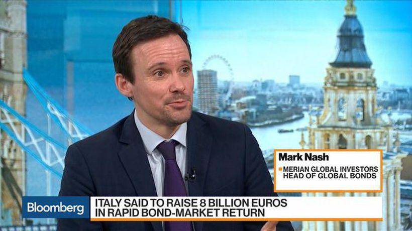 Bloomberg Markets: European Close - Italy Bond Sale Shows 'Bit of Desperation,' Merian's Nash Says