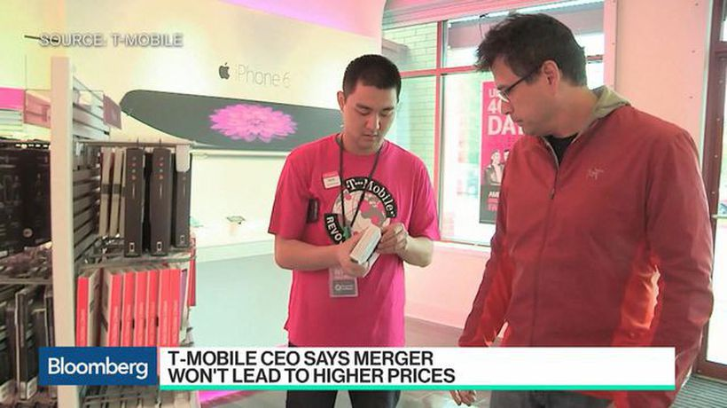 Bloomberg Technology - Why Lawmakers Are Wary of T-Mobile, Sprint Mega Deal