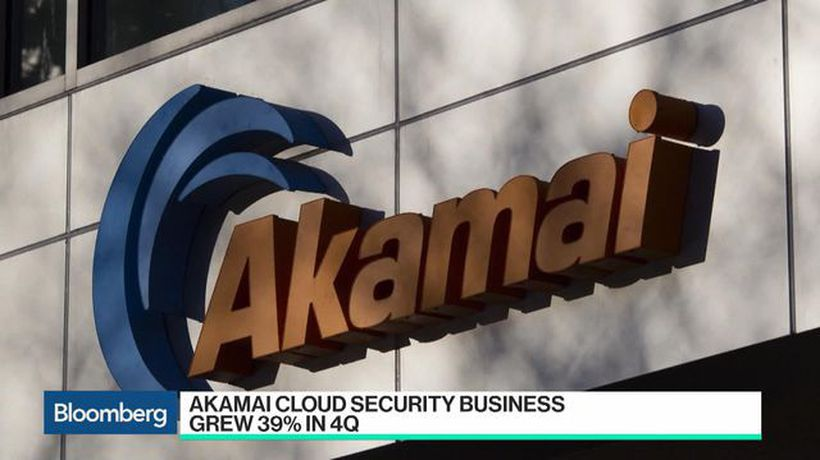 Bloomberg Technology - Akamai CEO Predicts Strong Year for Growth in 2019