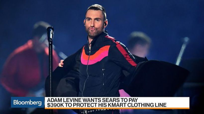 Bloomberg Markets - Adam Levine Fears Losing His Shirt to Sears