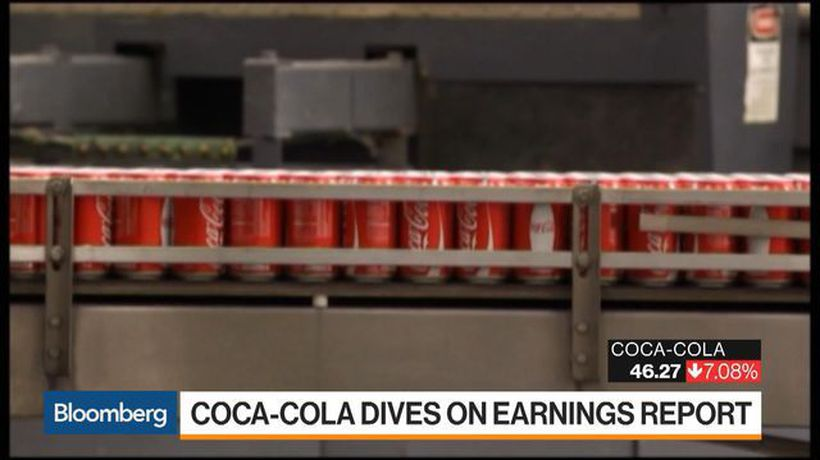 Bloomberg Markets - Coca-Cola CEO Focusing on Operational Plan for 2019