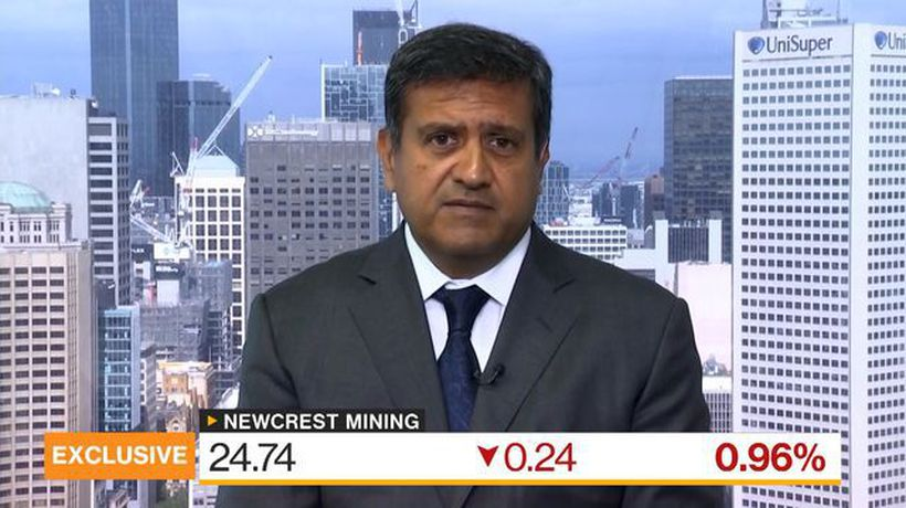 Bloomberg Daybreak: Asia - Newcrest Mining Remains 'Cashflow Positive,' CEO Says