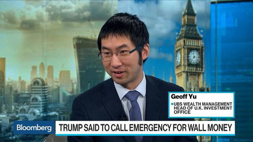 Bloomberg Surveillance - Where's the Good News for Markets?, Asks UBS's Yu