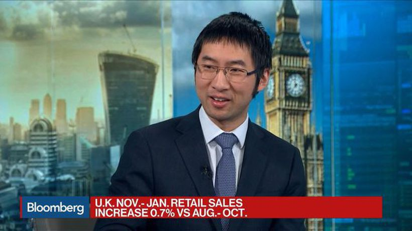 Bloomberg Surveillance - U.K. Retail Sales Jump the Most in Six Months on Clothing Discounts