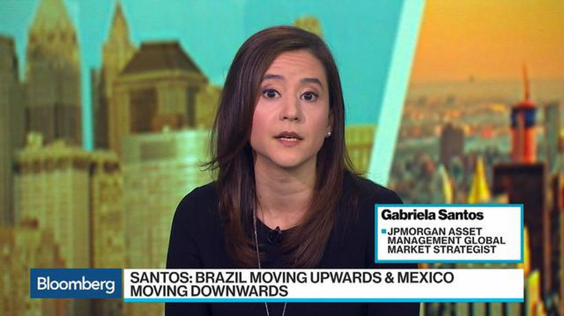 Bloomberg Surveillance - Brazil's a Constructive Story for Latin America, JPM's Santos Says