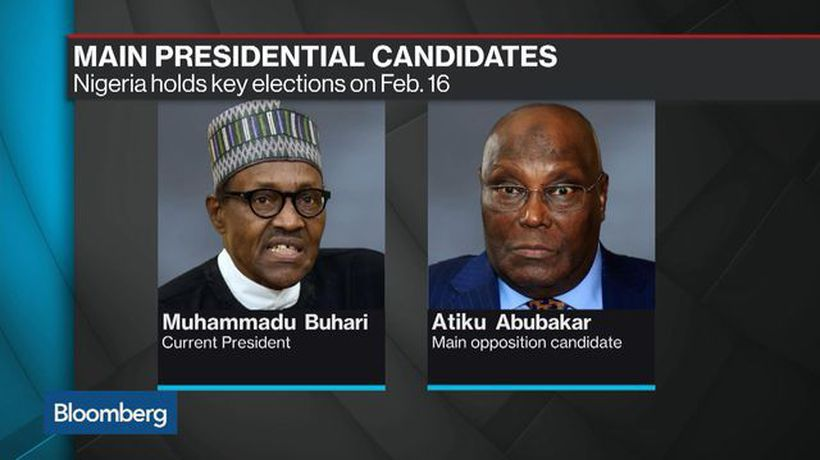 Bloomberg Surveillance - Nigeria's Election Has Split Analysts Down the Middle