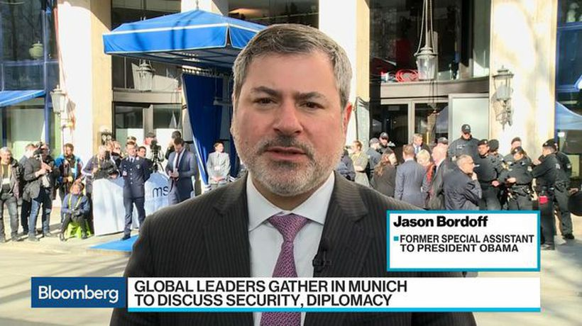 Bloomberg Surveillance - China, Russia in Focus at Munich Security Conference
