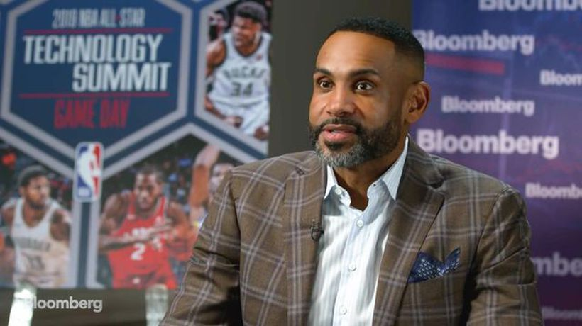 Bloomberg Markets - Grant Hill on Fan Engagement, Hawks' Ownership
