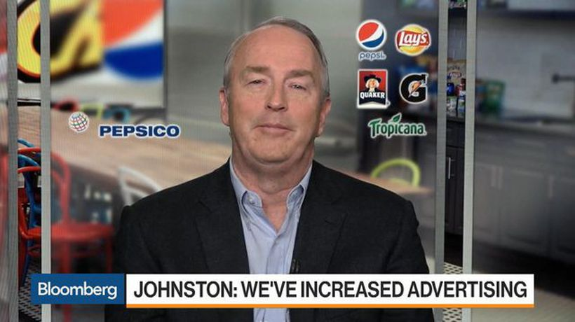 Bloomberg Markets - Pepsi Not Impacted by Trade War, CFO Johnston Says