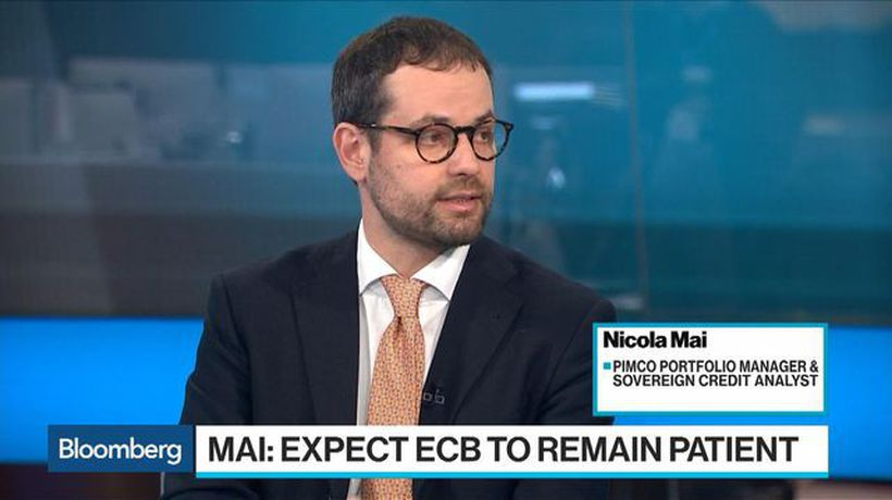 Bloomberg Surveillance - Pimco Says ECB May Not Even Raise Rates at All