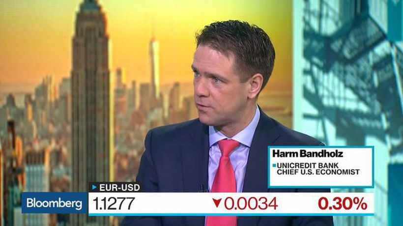 Bloomberg Surveillance - U.S. Economy to Lead Global Slowdown This Year, Bandholz Says