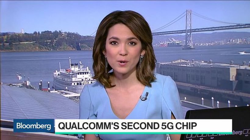 Bloomberg Technology - Why 5G Can't Come Soon Enough for Qualcomm